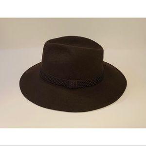 Vintage Army Green Panama Hat